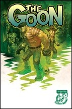 The Goon #1 Cover