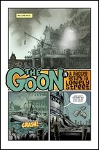 The Goon #1 Preview 1