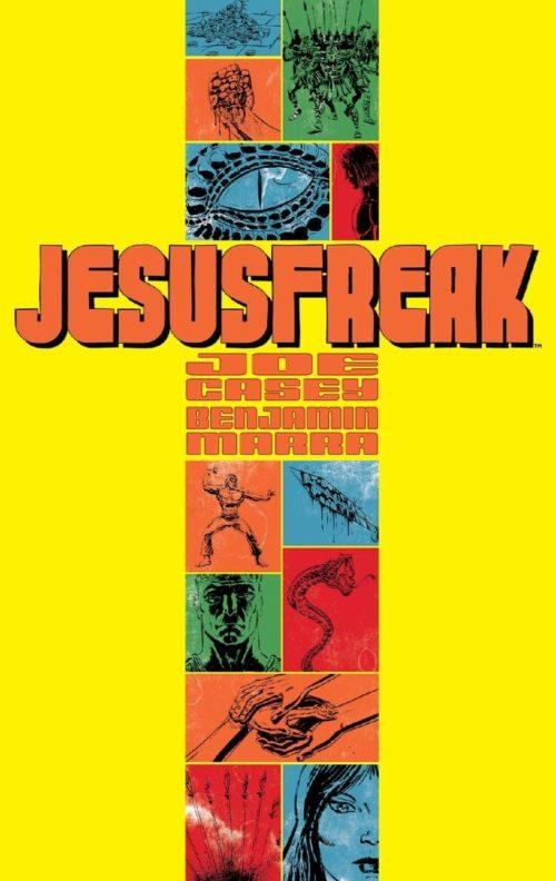 JESUSFREAK cover