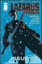 Lazarus: Risen #1 Cover