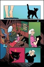 Sabrina The Teenage Witch #1 First Look Preview 1