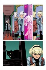 Sabrina The Teenage Witch #1 First Look Preview 2