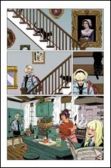 Sabrina The Teenage Witch #1 First Look Preview 3