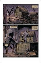 Joe Golem: Occult Detective - The Conjurors #1 Preview 2