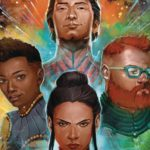 Psi-Lords #1 by Van Lente & Guedes – Extended 10-Page Preview