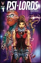 Psi-Lords #1 Cover B - Meyers