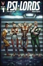Psi-Lords #1 Cover C - Quah