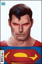 Action Comics #1012 Cover - Oliver Variant