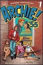 Archie: 1955 #1 Cover B - Coronado