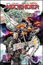 Ascender #3 Cover