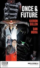 Once & Future #1 Cover