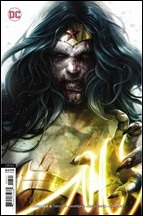 DCeased #3 Cover - Mattina Variant