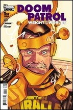 Doom Patrol: Weight Of The Worlds #1 Cover Variant