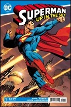 Superman: Up In The Sky #1 Cover