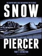 Snowpiercer: Extinction GN Cover