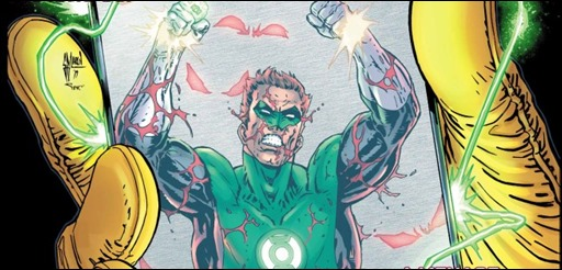 The Green Lantern Annual #1