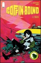 Coffin Bound #1 Cover