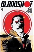 Bloodshot #1 Cover A - Shalvey