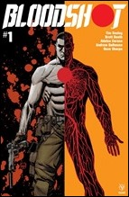 Bloodshot #1 Cover B - Johnson