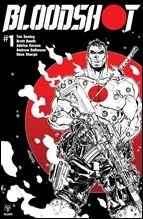 Bloodshot #1 Cover D - Meyers