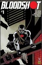 Bloodshot #1 Cover - PreOrder Variant Sale
