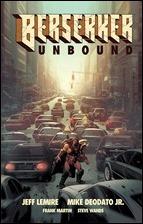 Berserker Unbound Volume 1 Cover