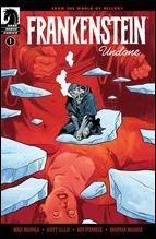 Frankenstein Undone #1 Cover - Stenbeck