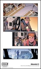 Alienated #1 Preview 1
