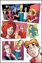 Archie Meets The B-52's Preview 4