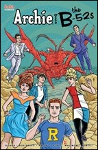 Archie Meets The B-52's Cover B - Allred