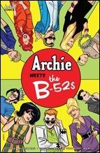 Archie Meets The B-52's Cover D - Eisma