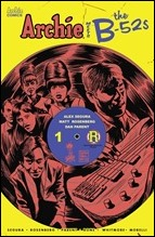 Archie Meets The B-52's Cover E - Francavilla