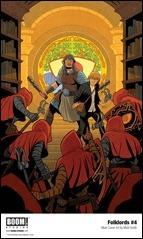 Folklords #4 Cover