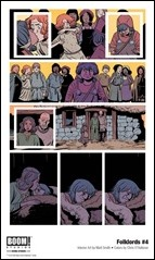 Folklords #4 First Look Preview 3
