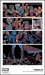Folklords #4 First Look Preview 4