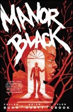 Manor Black TPB Cover