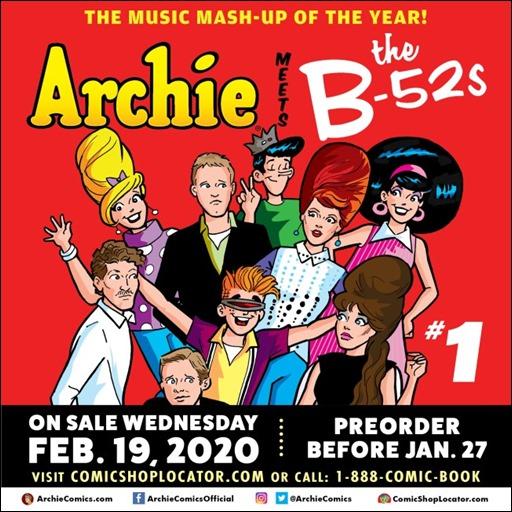 Archie Meets The B-52's