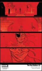 The Red Mother #3 Preview 1