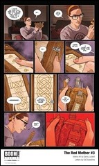 The Red Mother #3 Preview 4