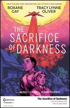 The Sacrifice of Darkness OGN Cover