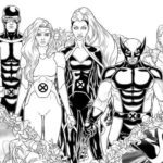 Giant-Size X-Men: Jean Grey and Emma Frost #1 – First Look