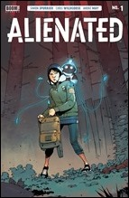 Alienated #1 Cover B - Bengal Variant