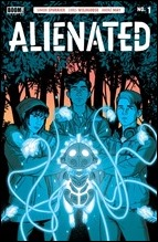 Alienated #1 Cover C - McKelvie Variant