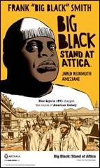 Big Black: Stand At Attica Cover