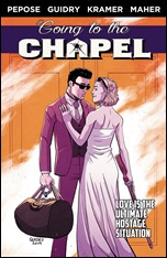 Going To The Chapel TPB Cover