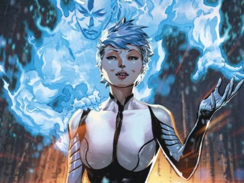Doctor Mirage TPB