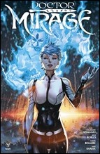 Doctor Mirage TPB Cover