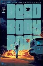 Dead Body Road: Bad Blood #1 Cover