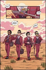 Going To The Chapel TPB Preview 3