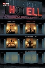 Hotell #1 Cover